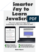 A Smarter Way| to Learn JavaScript