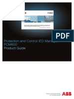 ABB software product guide PCM600 version 2.6