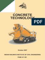 Railway Concrete Technology 1