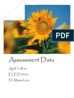 siop assessment project