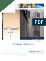 2010 Modeling DeepXcav Training 1