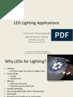 4 LED Applications