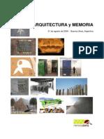Arquitectura y Memoria