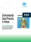 Environmental Good Practice in Hotels