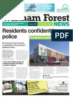 Waltham Forest News 17th February 2014