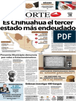 Periódico Norte edición impresa día 18 de febrero 2014