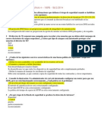 Examen 4 CCNA4 v4 - 100% - 2014