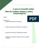 Diario de Lo Que Se Necesita Saber