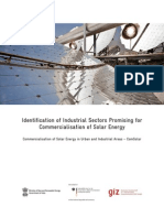 MNRE Industry Analysis