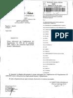 Prime Indicazioni-Reg CE 1099-2009[1] 7 Gen 2013