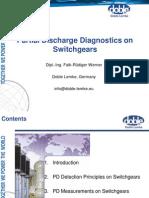 5 PD Training PD Diagnostics Switchgear