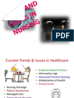 14-Trends and Issues in Nursing