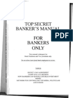 Secret Bankers Book Explained