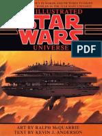 Bantam Books -The Illustrated Star Wars Universe