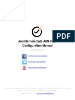Jsn Yoyo Configuration Manual