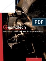 Catalogue General GEOMATECH