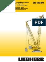 LR11350 Technical Data Sheet