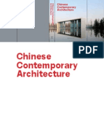 Chinese Contemporary Arcitecture