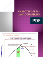 Employee Stress and Counseling