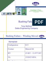 Bushing Faliure