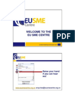 EU SME Centre Webinar - Find the Right Chinese Partner - Prelimiary Due Diligence