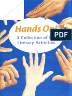 Hands On! ESL book (Literacy Activities)