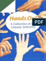 Hands On! ESL book (Literacy Activities)