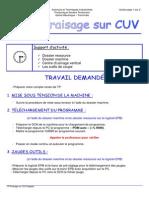 TP Fraisage Sur CUV-Rappels