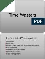 Timewastersandprocrastination1 Introductiontostressmanagement Days6!9!101105010821 Phpapp02