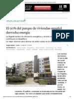 El 90% del parque de viviendas español derrocha energía _ Sociedad _ EL PAÍS