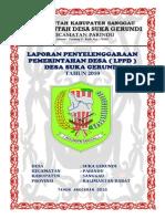 Laporan Penyelenggaraan Pemerintahan Desa (LPPD) Suka Gerundi 2010.pdf