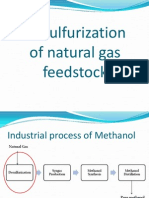 Desulfurization of natural gas feedstock.pptx