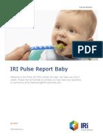 Pulse Report Baby Q3 2013