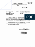 DPWH Geotextile Standards