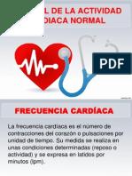 Control de La Actividad Cardiaca
