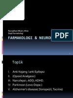Farmakologi Neuro