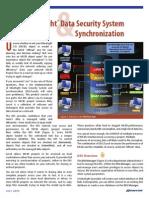 MineSight® Data Security System Synchronization