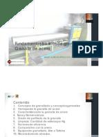 Fundamentos básicos de granallado Axis1