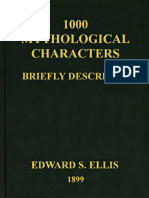1000 Mythological Characters Briefly Described by Edward Sylvester Ellis