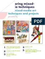 Mixed Media Art eBook