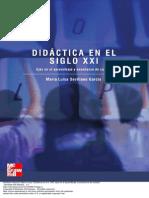 Didactica en el siglo XXI ejes de aprendizaje y enseñanza con calidad pag 1 - 30