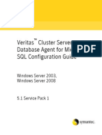 Vcs SQL Agent
