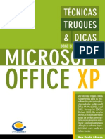 e Book CA Dicas Office Xp Excerto