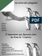 apresentação - um pavão na terra dos pinguins