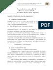 3.4 El hacer argumentativo  Plantín (2011)