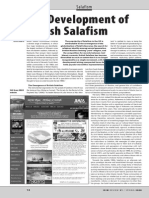 The Development of British Salafism