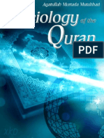 Sociology of the Qur'an Part II