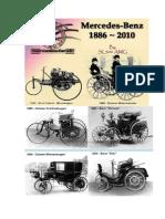 Mercedes -Benz Timeline