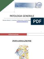 Patologia  Generale Infiammazione_Meola_