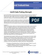 Safe Pulling Strength 10-10